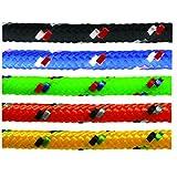 Seasense Multi Purpose Multi Color Braided Rope