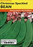 Lake Valley 514 Bean Lima Christmas Speckled Heirloom Seed Packet
