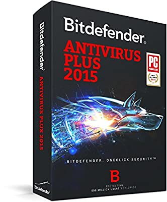 Bitdefender Antivirus Plus 2015 - 1 PC, 1 year [Download]