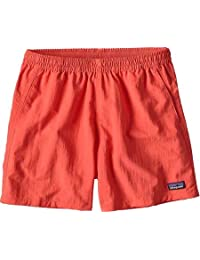 Patagonia Women's Baggies Shorts 57057 Carve Coral Size S (26)