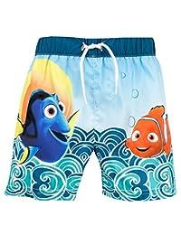 Finding Nemo Boys Disney Finding Nemo Swim Shorts