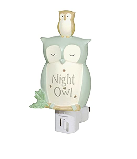 """Night Owl"" Night Light"