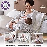 Boppy Nursing Pillow – Bare Naked | Breastfeeding