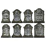 Halloween Tombstone Cutouts, 16-Inch