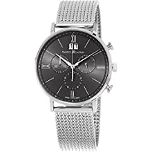 Men's Stainless Steel Swiss Chronograph Watch