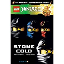 LEGO? Ninjago #7: Stone Cold by Farshtey. Greg Published by Papercutz (2013) Paperback