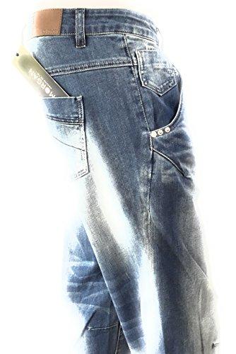 40 Donna Morgan Jeans Boyfriend Taglia wBaqqv1n