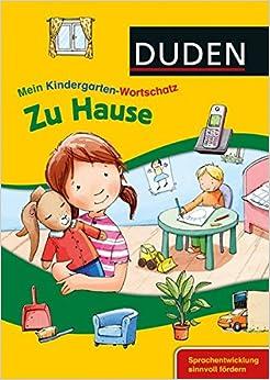 Book Mein Kindergarten-Wortschatz - Zu Hause