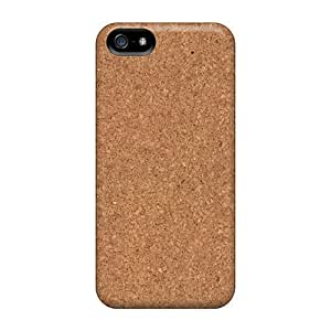 Iphone 5/5s Case Slim [ultra Fit] Cork Board Protective Case Cover