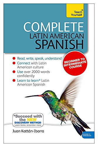 Complete Latin American Spanish Beginner to Intermediate Course (Teach Yourself)]()