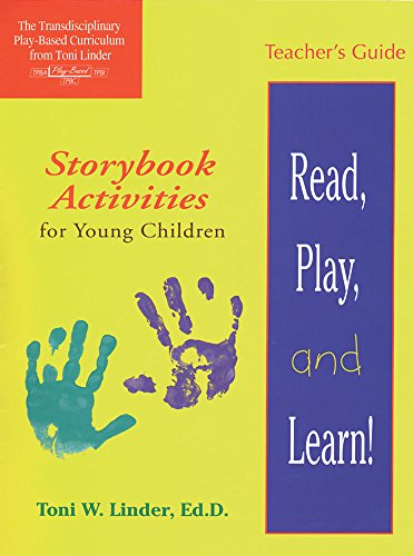 Teacher's Guide for Read, Play, and Learn!®: Storybook Activities for Young Children