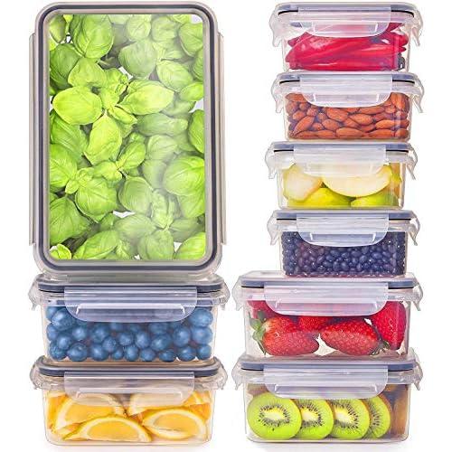 Fullstar (9 Pack) Food Storage...