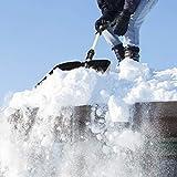 MOVTOTOP Snow Shovel,Portable Folding Shovel with