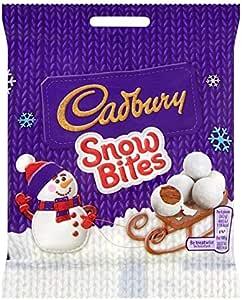 Cadbury Snowbites Bag 90g