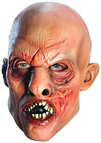 Rubie's Costume Co Men's Jonah Hex Circus Freak Overhead Latex Mask, Multi, One Size -