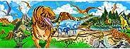 Melissa & Doug Land of Dinosaurs Floor Puzzle 4
