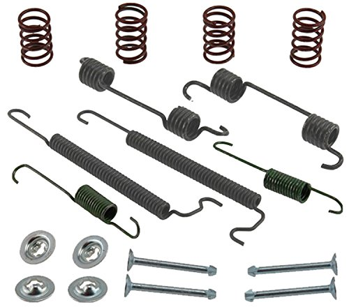 ACDelco 18K1775 Professional Rear Drum Brake Shoe Adjuster and Return Spring Kit ()