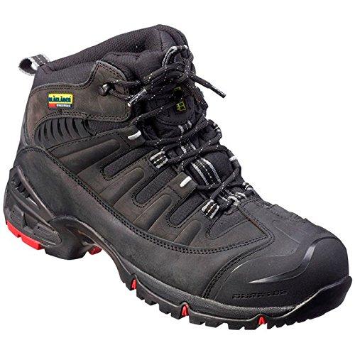 Blakläder 2445 Sicherheitsstiefel S3 durchtrittsicher, Farbe:schwarz;Schuhgröße:44 (UK 9.5)