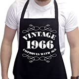 Men's 50th Birthday Gift Apron Vintage 1966 Aprons 50th Birthday Gifts
