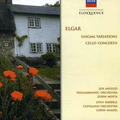 Elgar: Enigma Variations / Cello Concerto