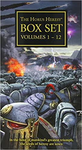 The Horus Heresy Livres
