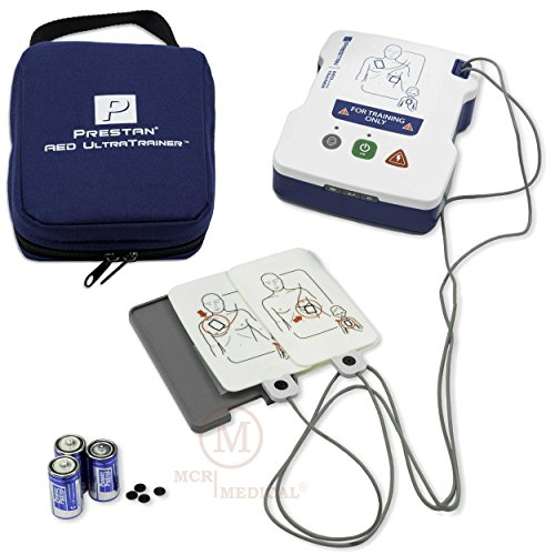 Prestan AED UltraTrainer, Single AED Trainer