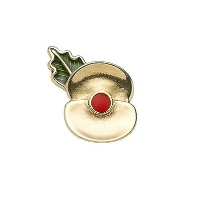 The Royal British Legion Passchendaele 100 Poppy Lapel Pin