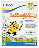 develop math thinking 2nd - Mead 2nd Grade Problem Solving Workbook, 10 x 8-Inches, 96 Pages (48030)