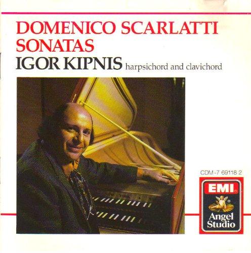 Sonatas Harpsichord Complete (Scarlatti: Sonatas for Harpsichord)