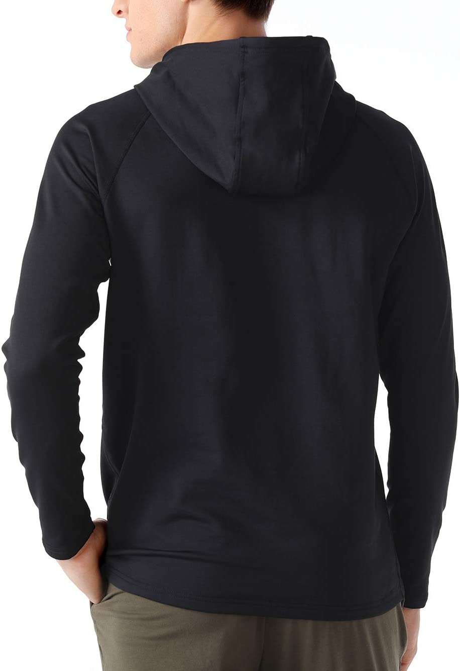Ogeenier Le Sweat-Shirt /à Capuche pour Homme Pull Fleece Homme Sweats Casual Sweats De Sweat /À Capuche /à Manches Longues Homme Sweat avec Capuche Zip Sportif