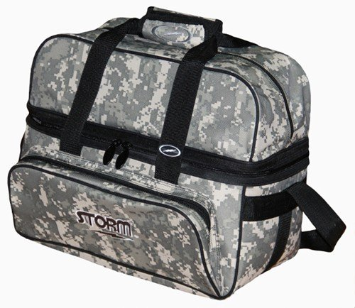 Storm 2-Ball Tasche Double Tote Deluxe camouflage