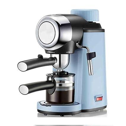Máquina de café Inicio Italiana Semi-automática pequeña Mini Espuma de Vapor