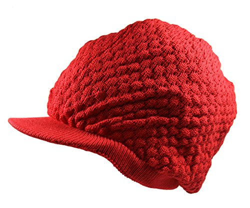 a Beanie Visor (More Colors) (RED) ()