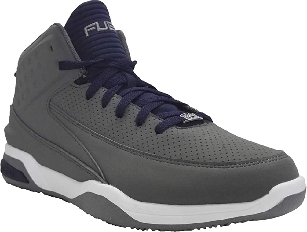 gray athletic shoes
