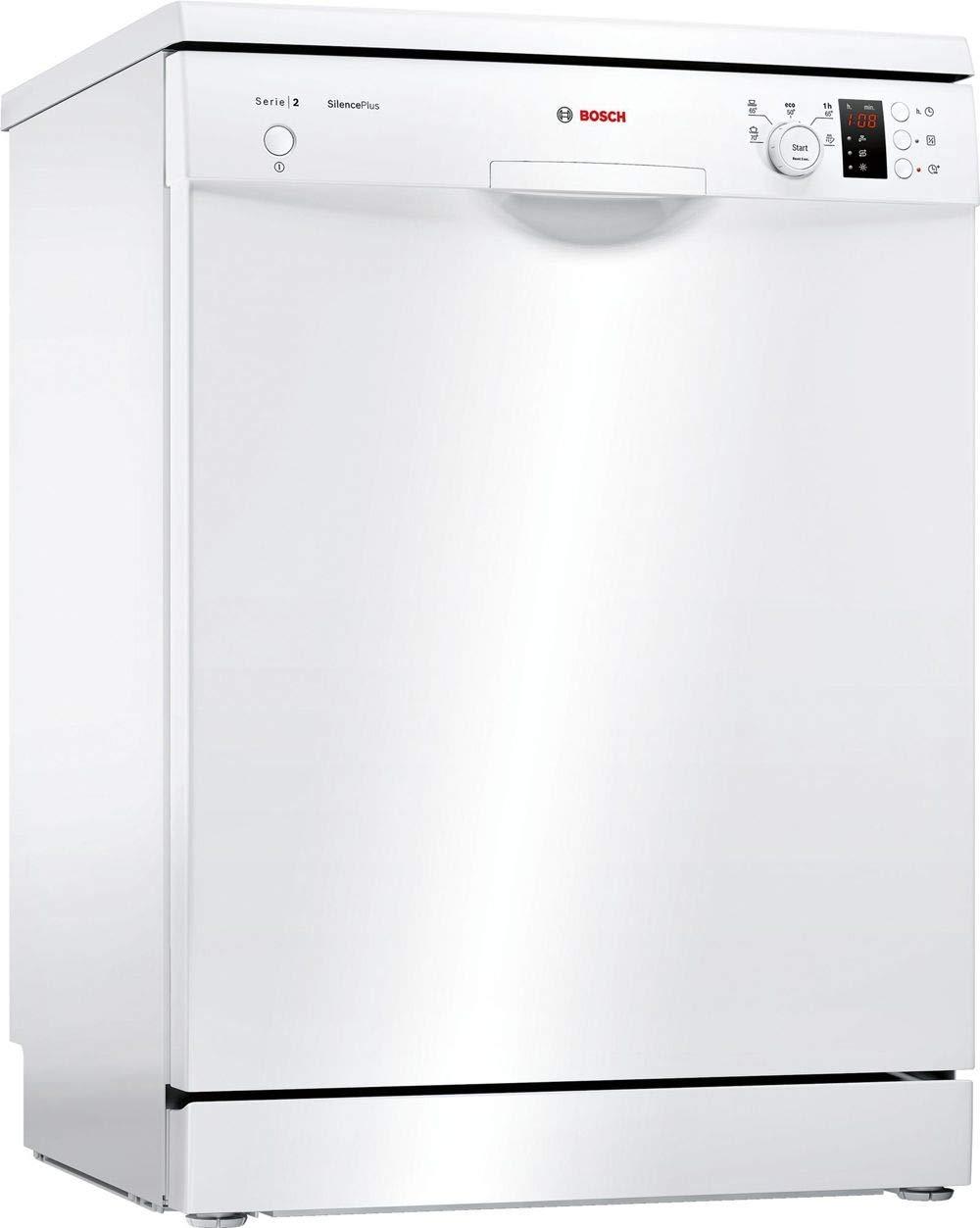 Bosch Serie 2 SMS25DW05E lavavajilla Independiente 13 ...