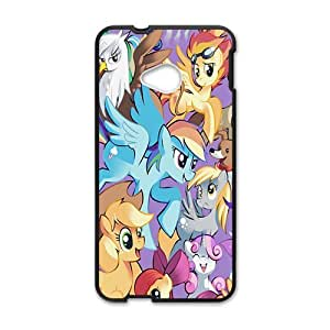 Happy Disney lovely cartoon characters Cell Phone Case for HTC One M7