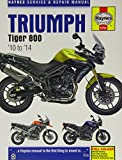 Triumph Tiger 800 Service and Repair Manual: 2010 - 2014 (Haynes Service and Repair Manuals)