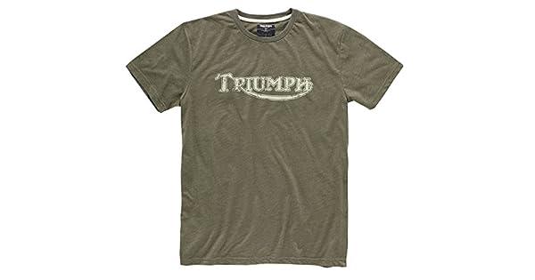 Amazon.com: Triumph - Camiseta de manga corta para hombre ...