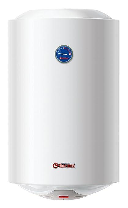 MagicSan - Calentador de agua caliente eléctrico (vertical, 100 L)