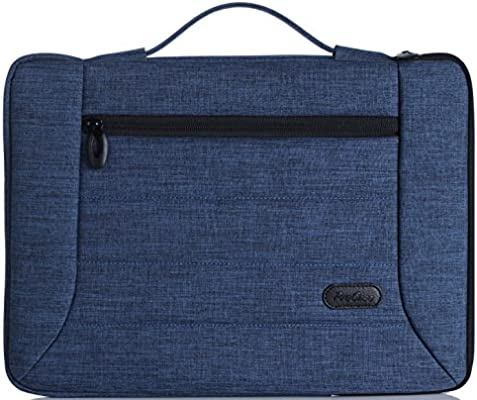 "Laptop Notebook Canvas Case Bag Cover For 12 13 14 15.6/"" Macbook Lenovo HP Dell"