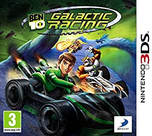 Ben 10 Galactic Racing (3DS PAL)