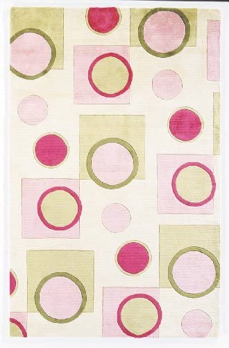 Signature Pink Fizz Rug Rug Size 2 6 x 4 6