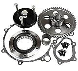 IDEAL Starter Clutch Flywheel Puller Yamaha Raptor 660 660R Gear Gasket Raptor660 Raptor660R YFM 660RP YFM660RP 2001~2003