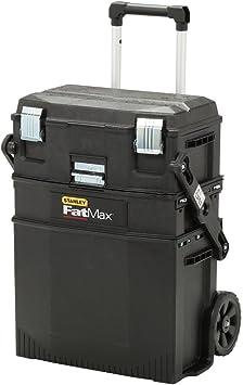 Caja de herramientas portátil con ruedas para armario, caja de ...