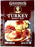 Grandma's Turkey Gravy Mix,12 Packets 0.67 Oz
