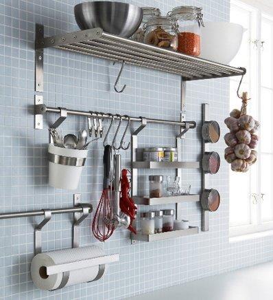 Ikea Kitchen Wall Accessories Amazoncom