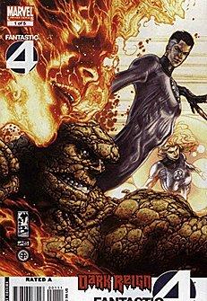 Dark Reign Fantastic Four (Dark Reign: Fantastic Four (2009 series) #1)