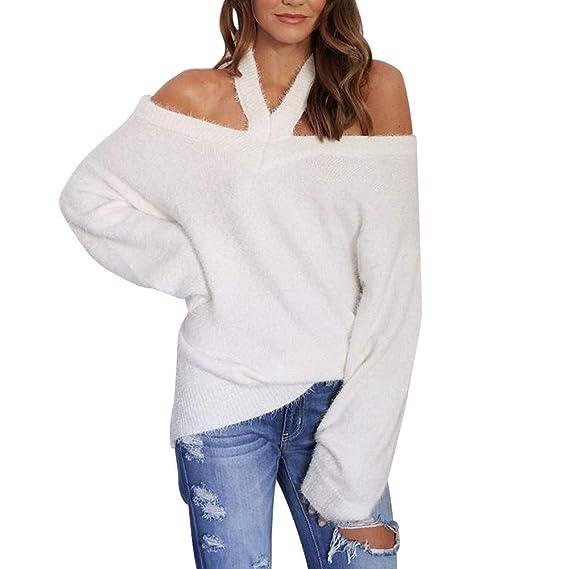 SuéTer Mujer,Transparente Mangas Largas,Blusas para Mujer Vaquera,Vaquera Gasa Camisetas Mujer