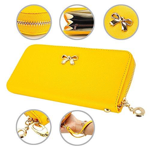 GEARONIC TM Leather Fashion Handbag