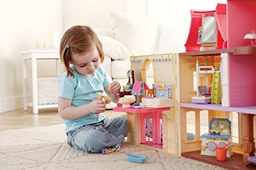 toys & games, baby & toddler toys,  sorting & stacking toys  discount, Fisher-Price Loving Family Bathroom Playset deals4